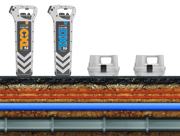Cross-section of under ground cables