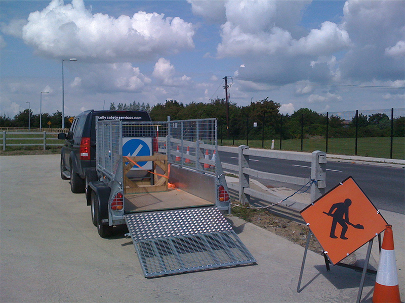 Health and Safety at roadworks