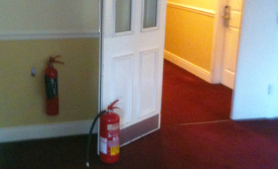 Fire Safety & Fire Warden